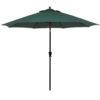 Wooden Umbrella Tent