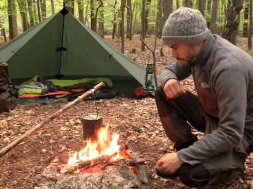 Solo Camping Tips for Beginners